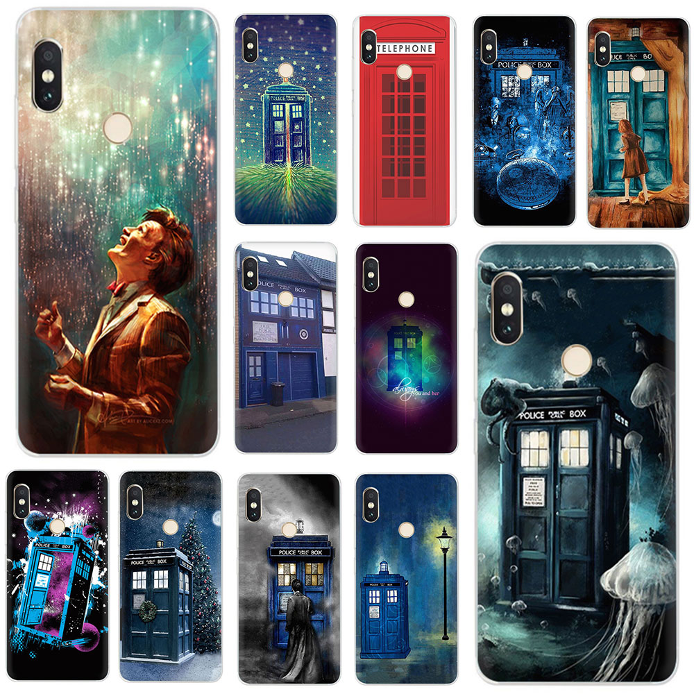 Phone Bags & Cases Cooperative Dr Doctor Who Police Call Box Hard Phone Case For Xiaomi Mi Max 3 9 8 Se 6 5s A2 Lite Mix 2s A1/5x A2/6x F1 And Digestion Helping
