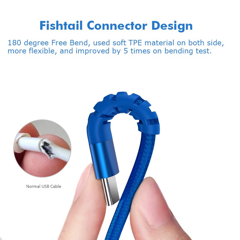 USB Type C Cable 5A Fast Charging Type C to USB 3 0 Mobile Phone Cable with Timer on off Switch for Huawei P20 Quick Charge 4 0 in Mobile Phone Cables from Cellphones Telecommunications