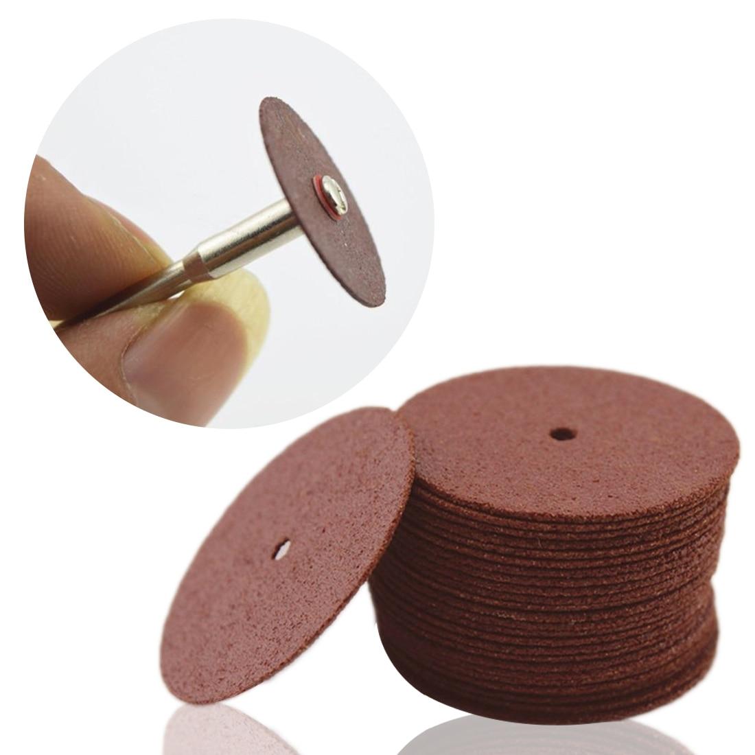 Grinding Wheel 36Pcs Cutting Disc Circular Saw Blade For Dremel Rotary Tool Abrasive Sanding Disc Tools Cutting Wood Metal