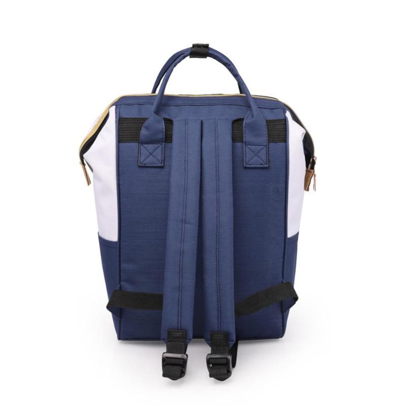 HTB11lCqQPDpK1RjSZFrq6y78VXaM Zipper Mummy Diaper Bags Maternity Shoulder Handbags Large Capacity Women Travel Backpacks Waterproof Baby Nappy Nursing Bags