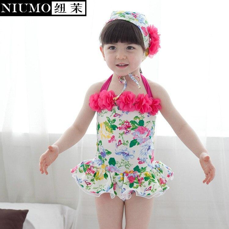 niumo one pieces bambini vestito di nuoto delle ragazze il vestito di un pezzo costume da