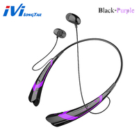 For Bluetooth Headphones Neckband Sport Earphone Japanese English Voice Prompt Headphone Cartoon Headset For Xiaomi For