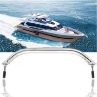 316 Stainless Steel 30.5cm Boat Yacht Polished Marine Grab Handle Handrail Hardware Durable Auto Replacement Parts