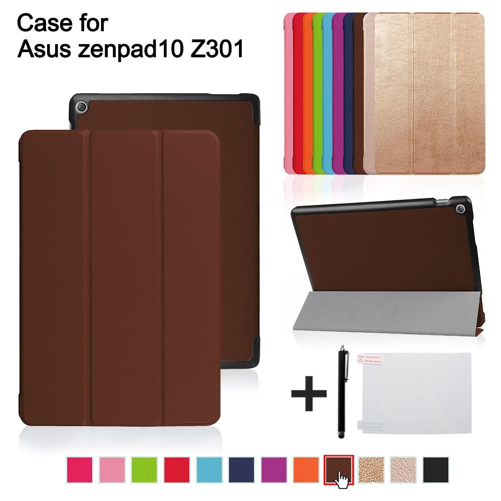 все цены на Ultra slim stand cover case for ASUS Zenpad 10 Z301MLF Z301ML Z301 10.1