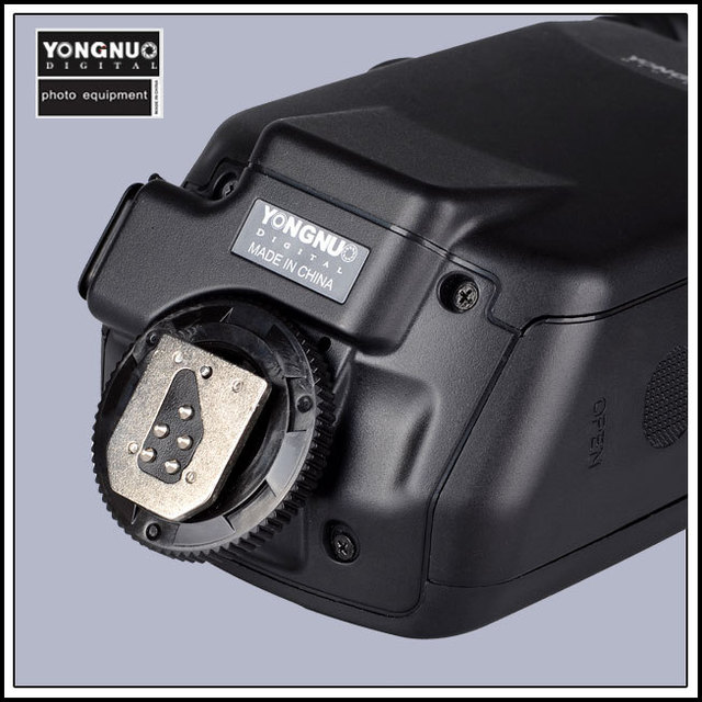 Yongnuo alta qualidade YN14EX TTL anel Macro Flash com anel adaptador para Canon EOS DLSR