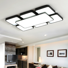 led ceiling lights Bedroom lamp LED Ceiling Sky City, ultra-thin minimalist modern creative living room restaurant