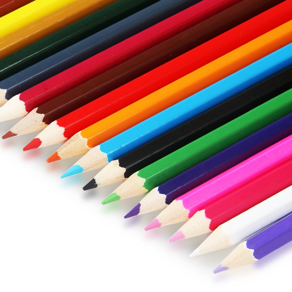 Colouring pencils for adults reviews - Deli Painting Color Pencil 12 18 Colors High Quality Drawing Painting Colors Pencil Artist Supplies Sketch Color Pencil