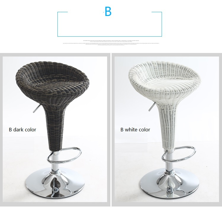 Pubic house stool bar hotel restaurant European and American popular chair free shipping