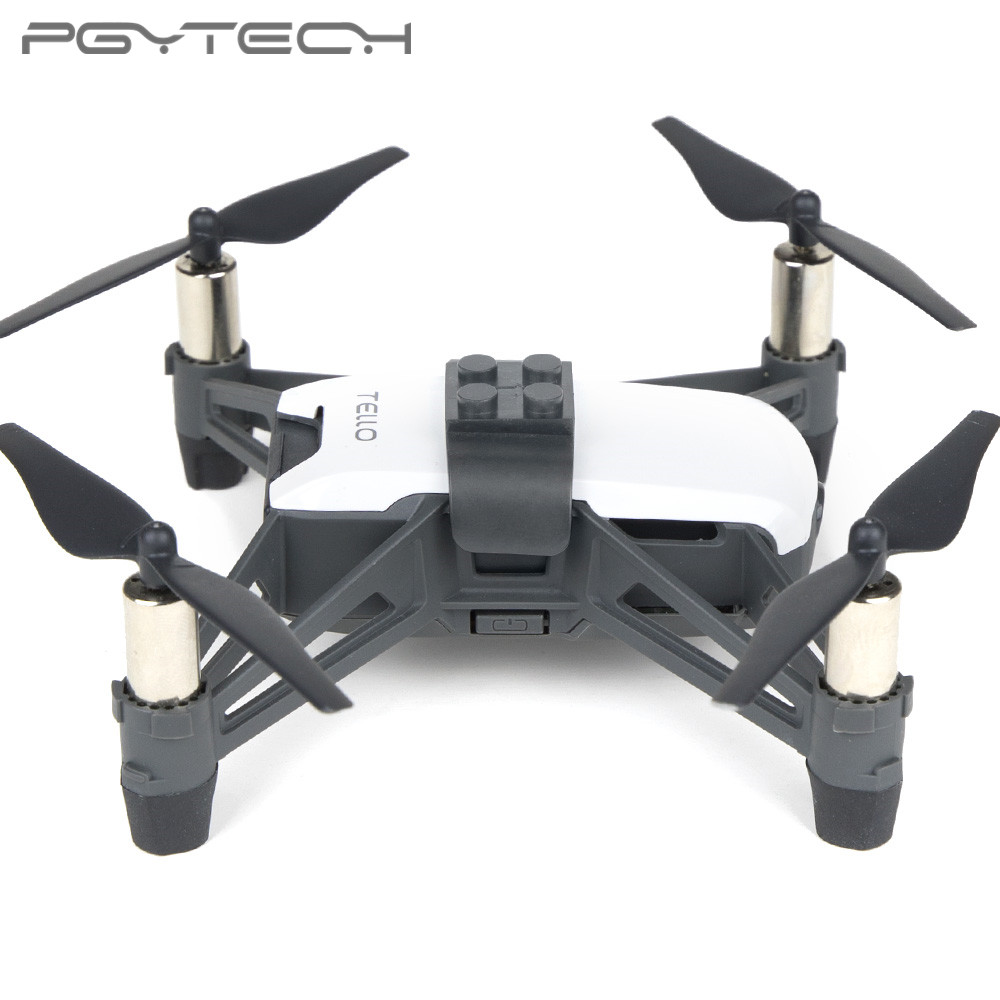 New Arrival PGYTECH Tello  Adapter For LEGO Toys RYZE RC Quadcopter ForDJI  Tello Drone  Accessories