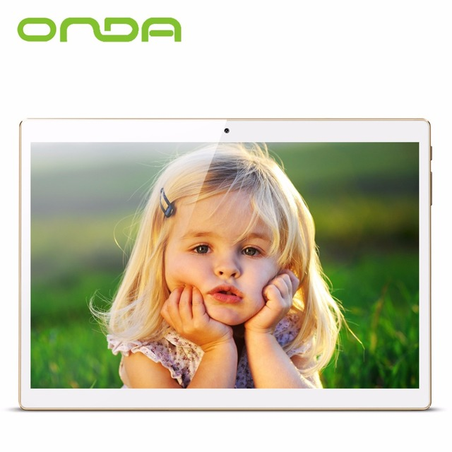 Onda V10 3G Phablet 10.1 inch IPS Screen Android 5.1 Phone Call Tablet Sim 1GB RAM 16GB eMMC Dual Cameras GPS phone tablet Otg