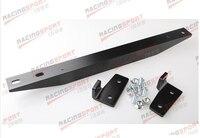 Schwarz Rahmenheck Nieder Tie Bar für Honda Civic EK 96 00 SUBBAR 02 black auf