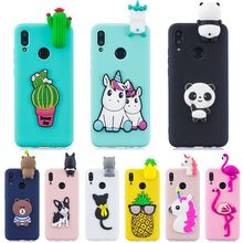 Huawei P Smart 2019 Case on for Coque Huawei P Smart Psmart 2019 Case Cover 3D