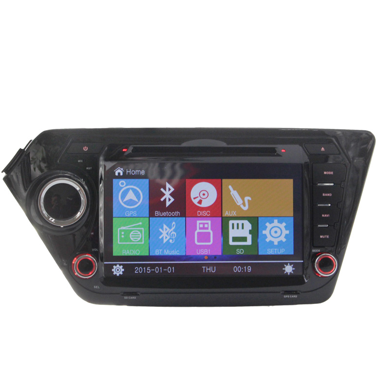 Wince6 0 Car DVD Player Radio For Kla K2 GPS Navigation Bluetooth RDS Capacitive Touch Screen