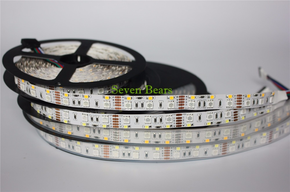 cheapest 1 2 3 4 5M 240leds m 480leds M 12V 24V 2835 LED Strip tape light double row IP20  White Warm White 1200led 5m 2400leds 5m
