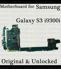 100% Working Unlocked Original  Mainboard For galaxy s3 i9300i motherboard Neo+  version i9300i With Chip Logic Board
