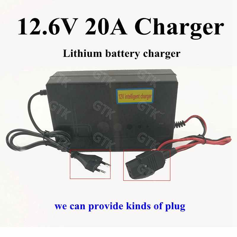 Back To Search Resultsconsumer Electronics 12v 20a High Current Battery Charger Input 110v 220v 50hz Output Dc 12.6v Industrial Equipment Power Adapter 12v Motor Charger Quell Summer Thirst