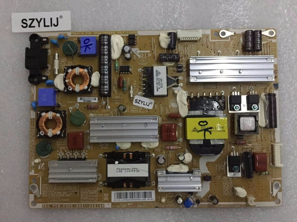 SZYLI 100 in stock good quality 90 new BN44 00458A BN44 00458B PD461D BSM power supply