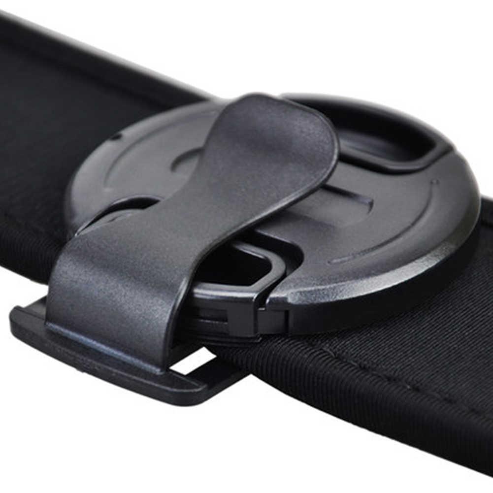 2 uds soporte de correa para exteriores antipérdida estable sólido soporte de abrazadera Clip de tapa de lente hebilla de cámara Universal mochila Mini herramienta segura