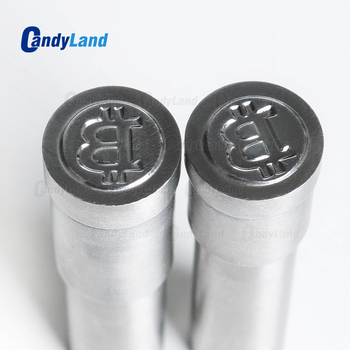 CandyLand BC Milk Tablet Die Pill Press Die Candy Punch Die Set Custom Logo Punch Die Pill Shaped Candy For Tablet TDP0 Machine