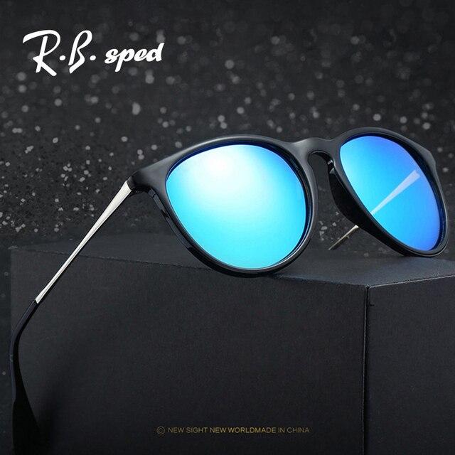 597ccefa62928 Olho de Gato do vintage Polarizada óculos de Sol dos homens Das Mulheres  Grife oculos homens
