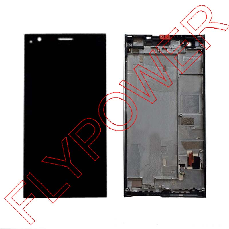 For ZTE Star 1 s2002 Lcd Screen Display With Touch Screen Digitizer with Frame Assembly by free shipping; 100% warranty