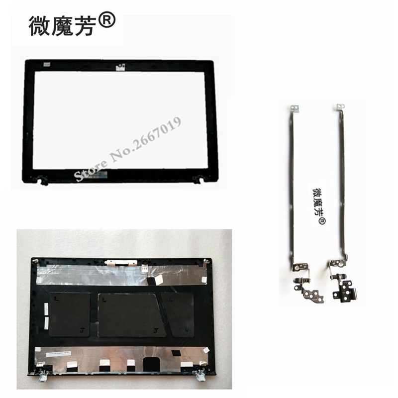 New For Acer for Aspire V3 V3-531 V3-551 V3-571 V3-531G V3-551G V3-571G LCD top cover case/ LCD Bezel Cover/Hinges цены