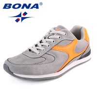 BONA New Classics Style Women Running Shoes Lace Up Women Athletic Shoes Outdoor Jogging Shoes synthetic Lady Sneakers Shoes