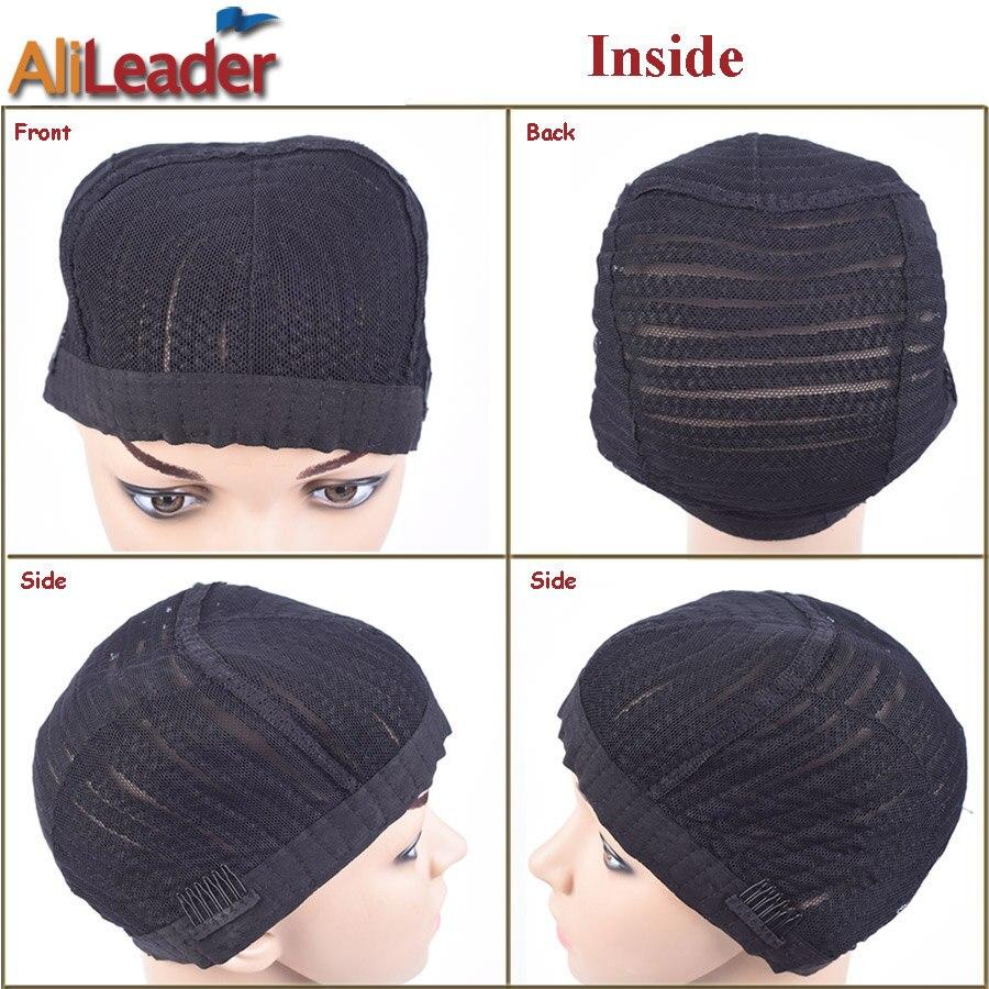 10 unids más fácil coser negro trenzas peluca del ganchillo para ...