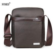 NYHED Men Bag Waterproof Oxford Man Handbag Boyfriend Briefcase Crossbody
