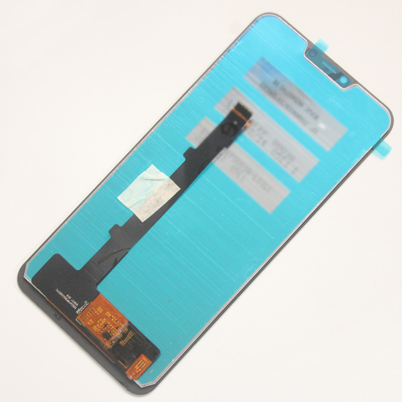 6.18 pollice CUBOT P20 Display LCD + Touch Screen Digitizer Assembly Originale di 100% Nuovo LCD + Touch Digitizer per CUBOT p20 + Strumenti - 6