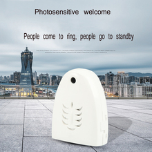 Shop Welcomer Welcome Doorbell Electronic Light Doorbell Welcome to the doorbell 10w fast wireless charger for samsung galaxy s10 s9 s9 s8 note 10 usb qi charging pad for iphone x xs 8 xiaomi