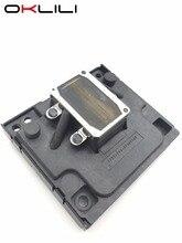 F181010 cabezal de impresión del cabezal de impresión para epson me32 me510 l100 l101 l201 C90 T11 T13 L200 ME340 T20E TX101 TX100 TX105 TX110 TX111 TX121