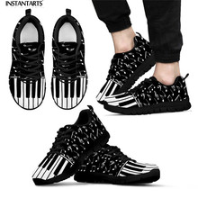 INSTANTARTS Musical Classic Men Casual Shoes