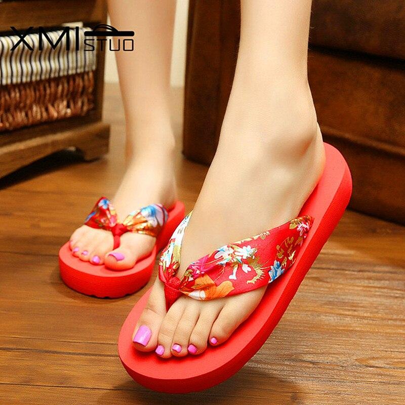 Las sandalias con estilo Sweet Style de XMISTUO se inclinan con un - Zapatos de mujer - foto 6