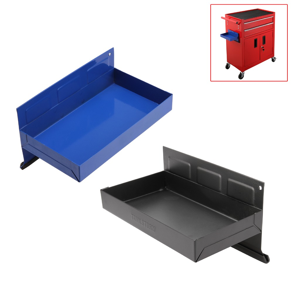 New Type Side Tray Magnetic Accessories Tool Box Chest Truck Part Shelf Storage построитель лазерных плоскостей ada cube basic edition а00341