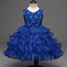 cd6de767b1 Buy royal blue dress girl and get free shipping on AliExpress.com