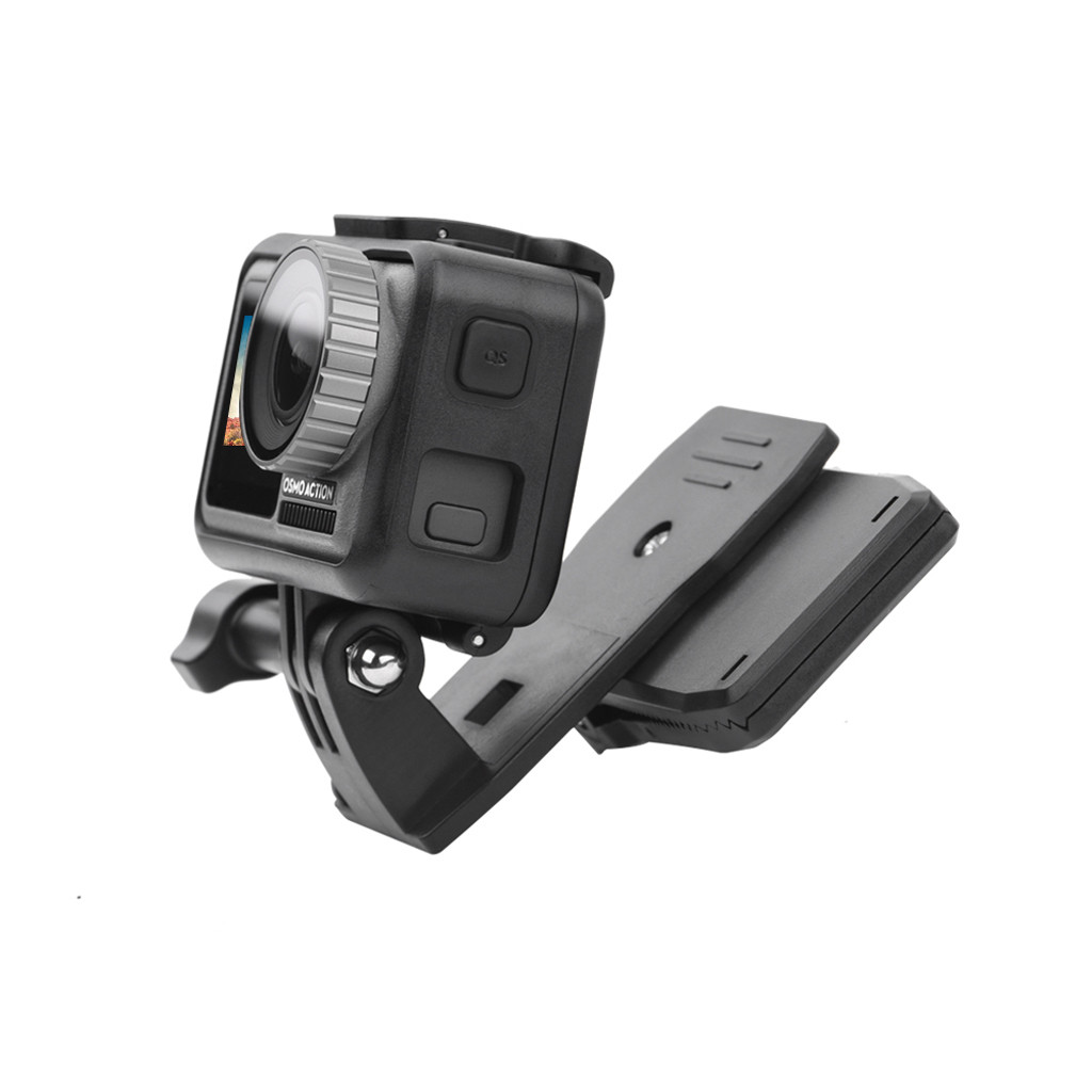 Image 3 - 2019 Portable Suitable Expansion Buckle  Backpack Clip For DJI OSMO Action Camera convenient and practical good looking-in Parts & Accessories from Toys & Hobbies