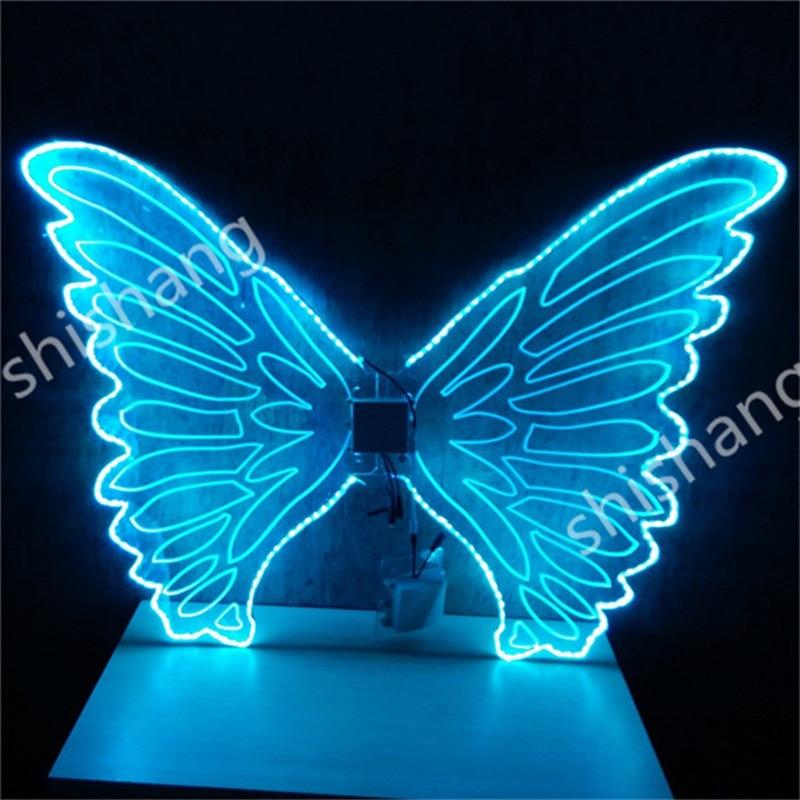 Popular Led Butterfly Wings Buy Cheap Led Butterfly Wings