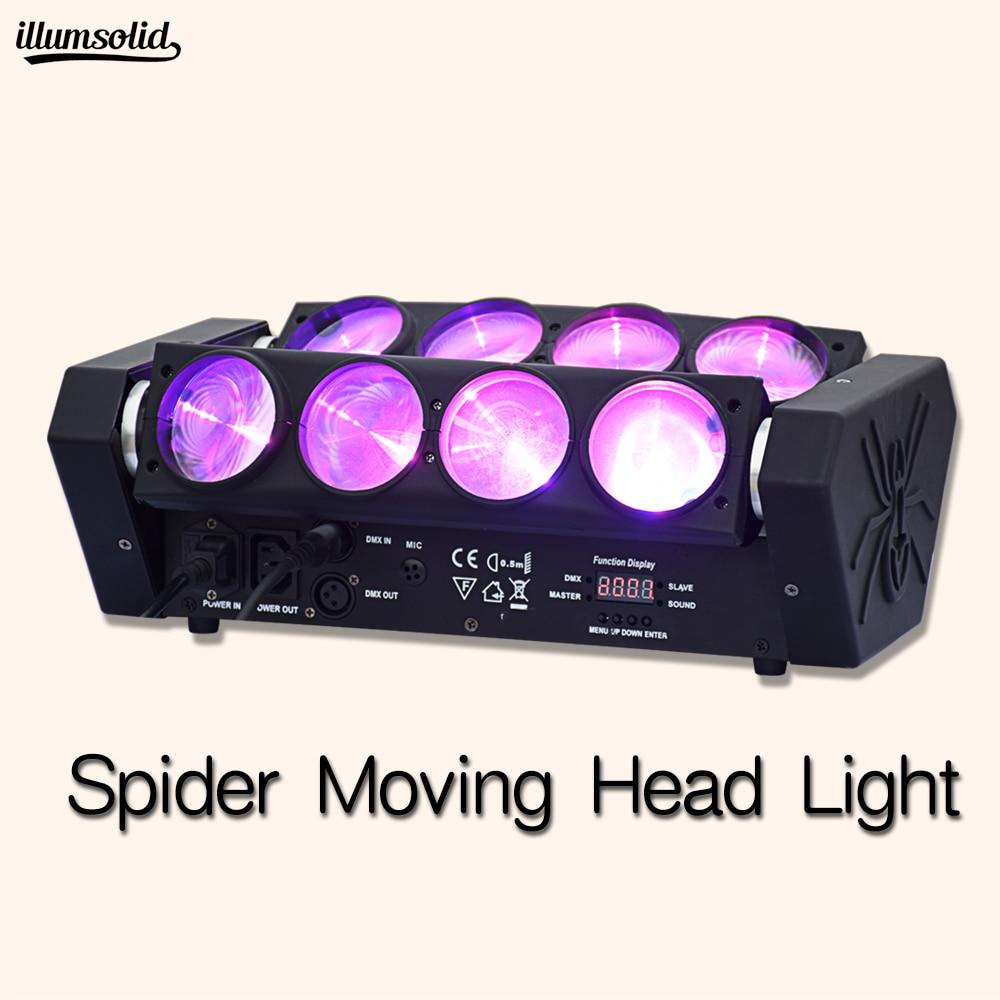 hot selling 8x12w moving head Spider Beam light for Karaoke dance room dj lightshot selling 8x12w moving head Spider Beam light for Karaoke dance room dj lights