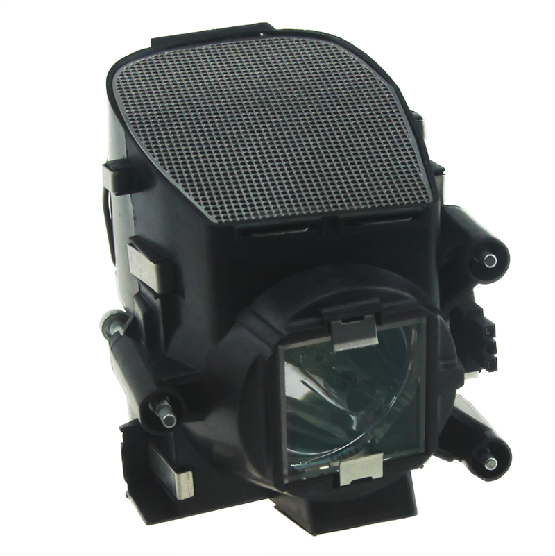 Compatible Replacement Projector Lamp with Housing 400-0402-00 for PROJECTION DESIGN F2F2 SX+ F20 F20 SX+ Cineo 20 400 0402 00 projector lamp with housing for projection design f2f2 sx f20 f20 sx cineo 20