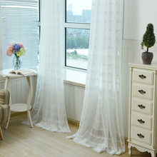 2018 Rushed New Arrival Cafe Office Curtains Dormitorio Curtain Plaid For Bedroom Tulle For Windows Cotton Children Gordijnen(China)