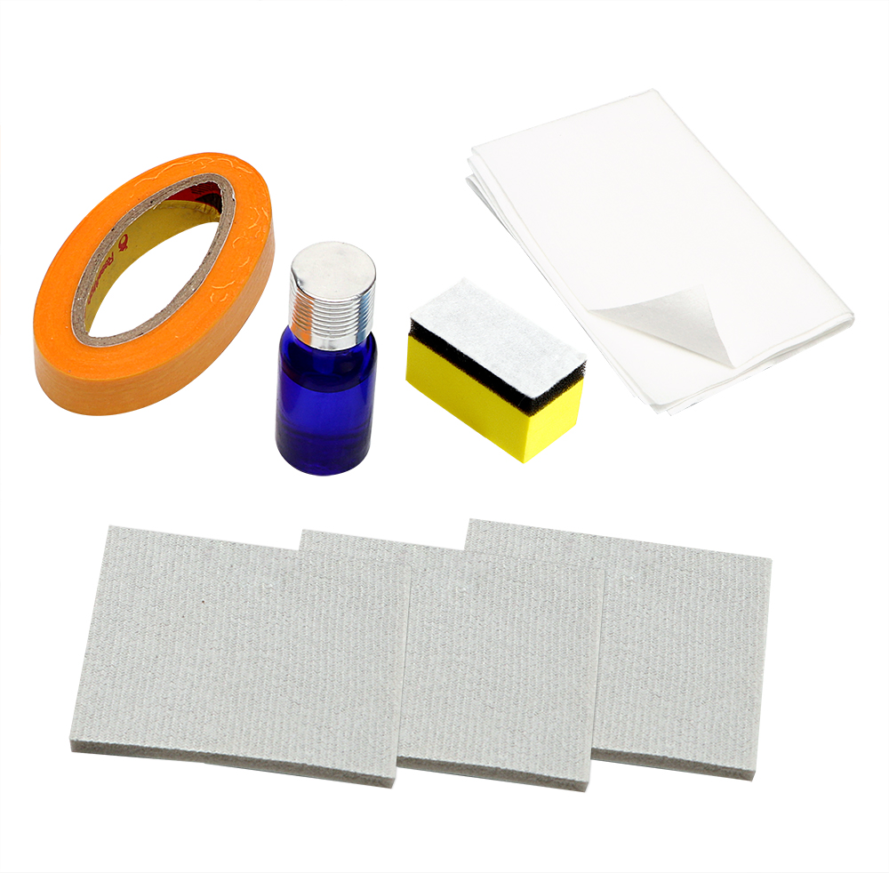 Restores Clarity For car head lamp lense Anti scratch Increase Visibility Headlamp Polishing DIY Headlight Restorstion Kit