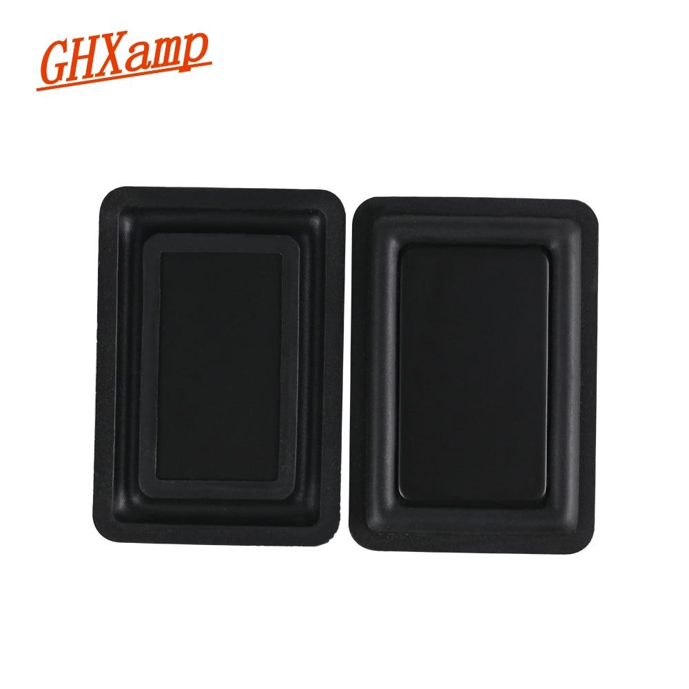 GHXAMP препоръчва пасивен радиатор високоговорител 86 * 59mm бас вибрация плоча мембрана мембрана за под 5 инча високоговорител ниска честота  t