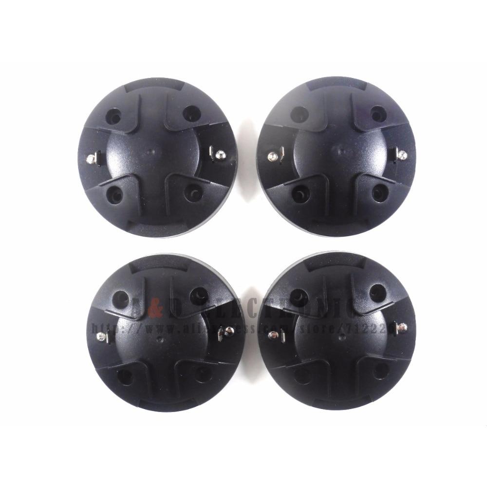 4pcs Lot replacement Diaphragm for Electro Voice EV DH1K Driver ELX 112 115 215 F01U247593 Aluminium