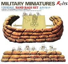 RealTS TAMIYA MODEL 1 35 SCALE military models 35025 Sand Bag Set