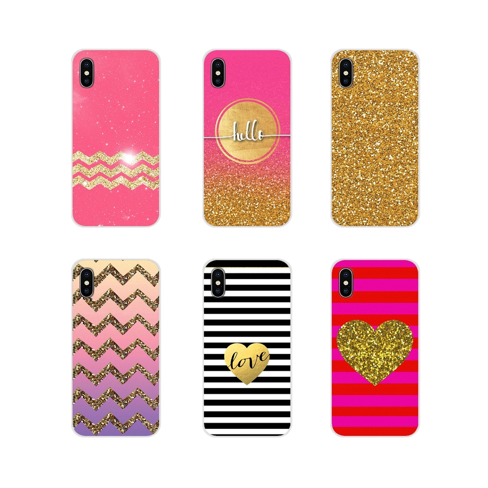 For Samsung Galaxy A3 A5 A7 A9 A8 Star A6 Plus 2018 2015 2016 2017 Accessories Phone Cases Covers Golden