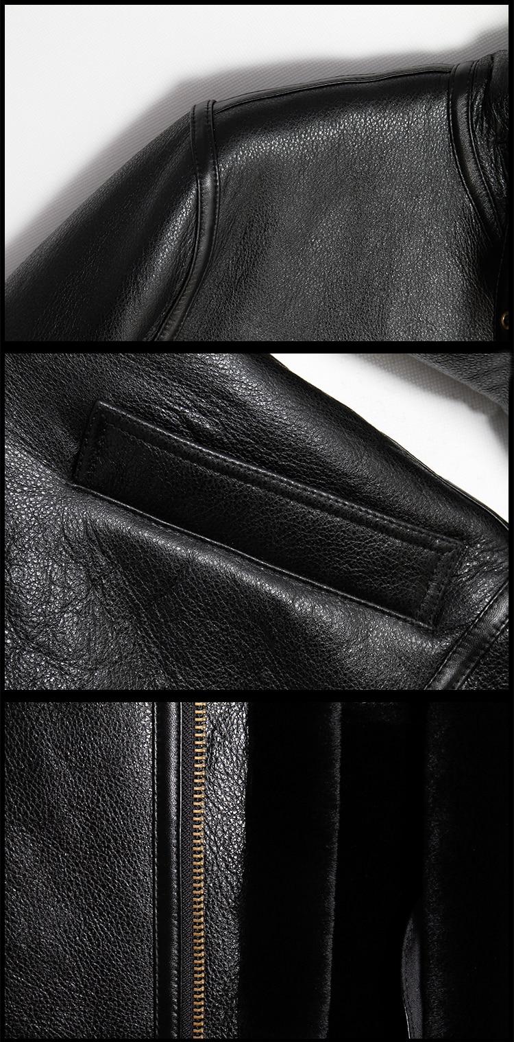 HTB11lO KkKWBuNjy1zjq6AOypXaj Free shipping,Winter Genuine Sheep fur coat,Wool Shearling,warm leather jacket,mens sheepskin coat.plus size black jackets.