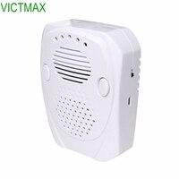 VICTMAX 5 Watt Elektrische Mäuse Maus Schädlinge Vertreiber Ultraschall Schädlings Ablehnen Rat Repellent-Weiß