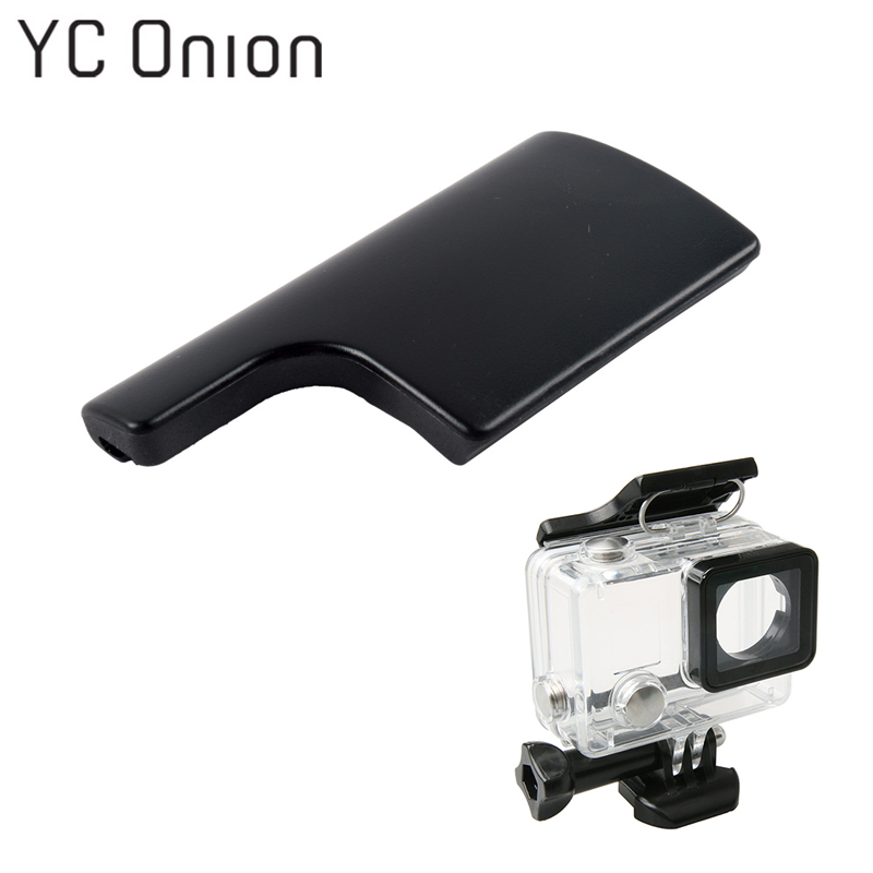 Color : Transparent Transparent ZhiYuan for GoPro HERO7 White//Silver Skeleton Housing Side Hollow Protective Case with Buckle Basic Mount /& Screw Durable