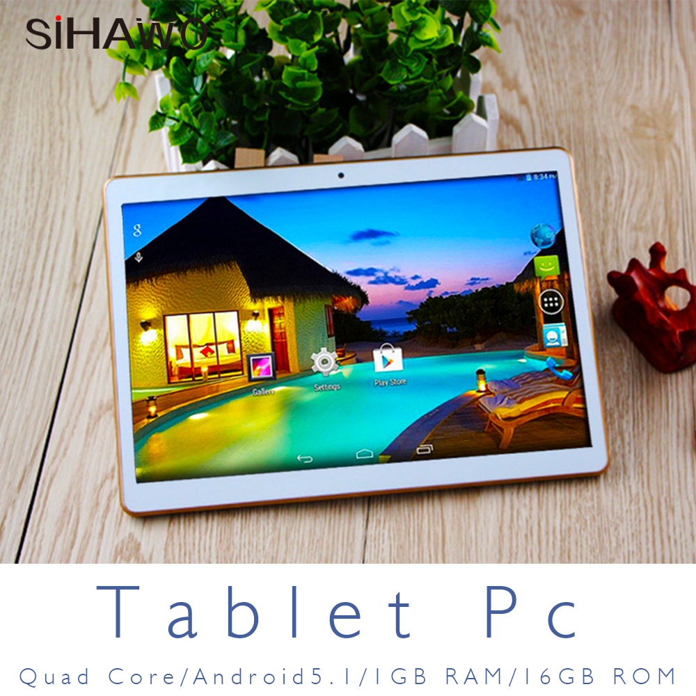 3G Phone Call Quad Core Tablet PC 1280*800 1GB/16GB Tablets Tablet 9.7